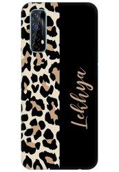 Cheetah Name Case for Realme 7