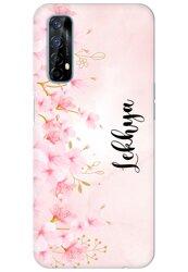 Cherry Blossom Name Case for Realme 7